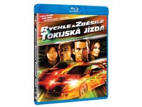 Rychle a zběsile: Tokijská jízda (Blu-ray)
