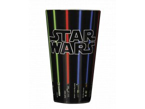 Sklenice Star Wars: Světelné meče