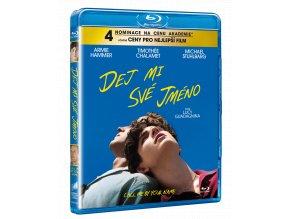 Dej mi své jméno (Blu-ray)