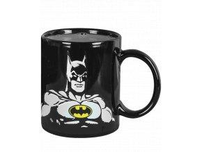 Měnící se hrnek DC Comics: Batman (300 ml)