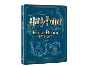 Harry Potter a Princ dvojí krve  (Steelbook)