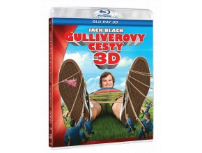 Gulliverovy cesty (Blu-ray 3D/2D)
