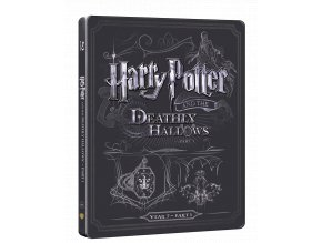 Harry Potter a Relikvie Smrti - část 1.  (Steelbook)