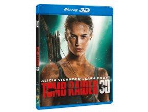 Tomb Raider (2018, Blu-ray 3D + Blu-ray 2D)
