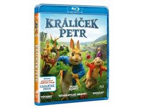 Králíček Petr (Blu-ray)