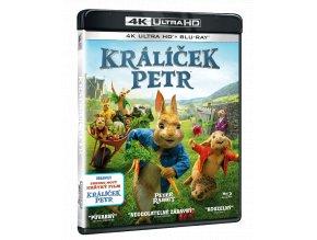 Králíček Petr (4k Ultra HD Blu-ray + Blu-ray)