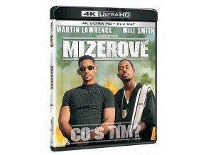 Mizerové (4k Ultra HD Blu-ray + Blu-ray)
