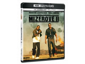 Mizerové II (4k Ultra HD Blu-ray + Blu-ray)