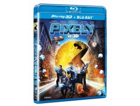 Pixely (Blu-ray 3D + Blu-ray 2D)