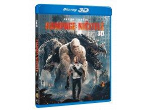 Rampage: Ničitelé (Blu-ray)