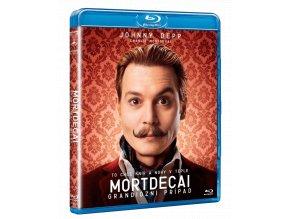 Mortdecai: Grandiózní případ (Blu-ray)