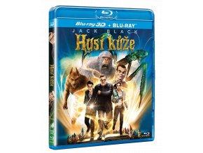 Husí kůže (Blu-ray 3D + Blu-ray 2D)