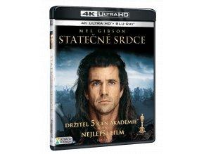 Statečné srdce (4k Ultra HD Blu-ray + Blu-ray)