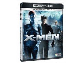 X-Men (4k Ultra HD Blu-ray + Blu-ray)