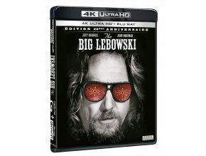 Big Lebowski (4k Ultra HD Blu-ray + Blu-ray)
