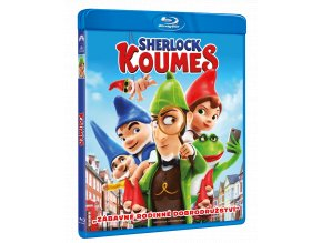 Sherlock Koumes (Blu-ray)