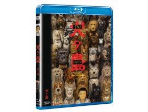Psí ostrov (Blu-ray)