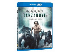 Legenda o Tarzanovi  (3D)