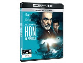Hon na ponorku (4k Ultra HD Blu-ray + Blu-ray)