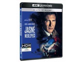 Jasné nebezpečí (4k Ultra HD Blu-ray + Blu-ray)