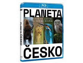Planeta Česko (Blu-ray)