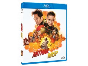 Ant Man a Wasp (Blu-ray)