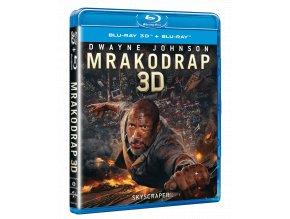 Mrakodrap (Blu-ray 3D + Blu-ray 2D)