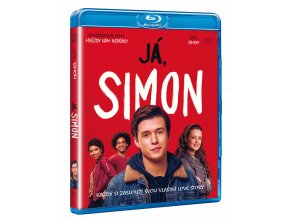 Já, Simon (Blu-ray)
