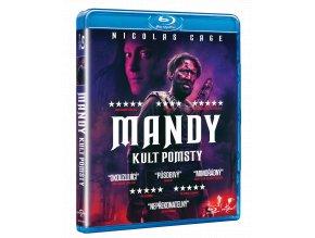 Mandy: Kult pomsty (Blu-ray)