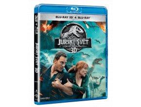 Jurský svět: Zánik říše (Blu-ray 3D + Blu-ray 2D)