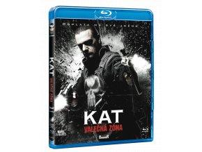 Kat: Válečná zóna (Blu-ray)