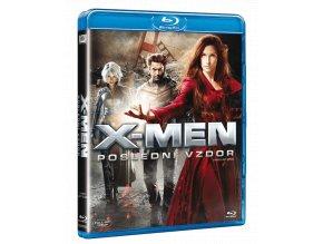 X-Men: Poslední vzdor (Blu-ray)
