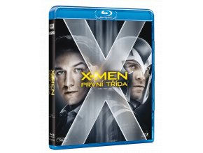 X-Men: První třída (Blu-ray)