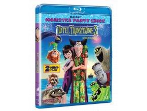 Hotel Transylvánie 3: Příšerózní dovolená (Blu-ray)