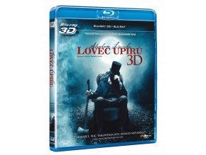 Abraham Lincoln: Lovec upírů (Blu-ray 3D + Blu-ray 2D)