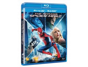 Amazing Spider-Man 2 (Blu-ray 3D + Blu-ray 2D)