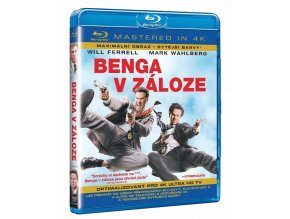 Benga v záloze (Blu-ray, Mastered in 4k)