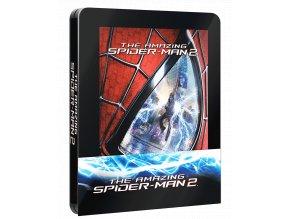 Amazing SpideBlu-ray 2D, Steelbook)