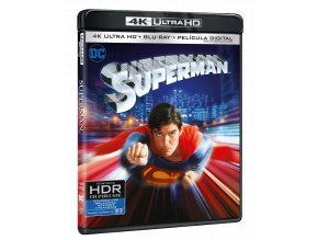 Superman (4k Ultra HD Blu-ray + Blu-ray)