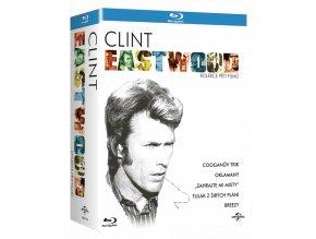 Clint Eastwood - Režisérská kolekce (5x Blu-ray)