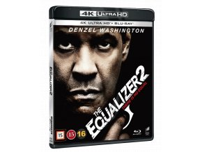 Equalizer 2 (4k Ultra HD Blu-ray + Blu-ray)