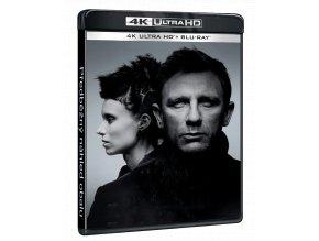 Muži, kteří nenávidí ženy (4k Ultra HD Blu-ray + Blu-ray)