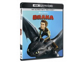 Jak vycvičit draka (4k Ultra HD Blu-ray + Blu-ray)