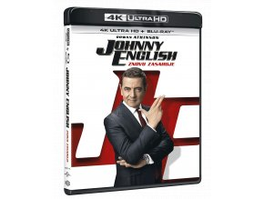 Johnny English znovu zasahuje (4k Ultra HD Blu-ray + Blu-ray)