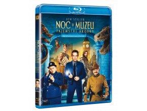 Noc v muzeu: Tajemství hrobky (Blu-ray)