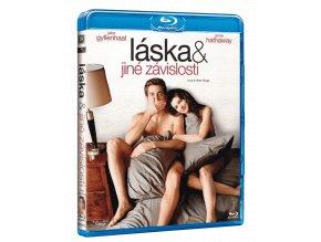Láska a jiné závislosti (Blu-ray)