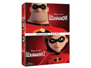 Úžasňákovi 1 a 2 (Kolekce, 2x Blu-ray)