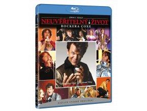 Neuvěřitelný život rockera Coxe (Blu-ray)