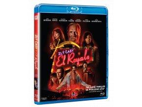 Zlý časy v El Royale (Blu-ray)