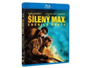 Šílený Max: Zběsilá cesta (Blu-ray)